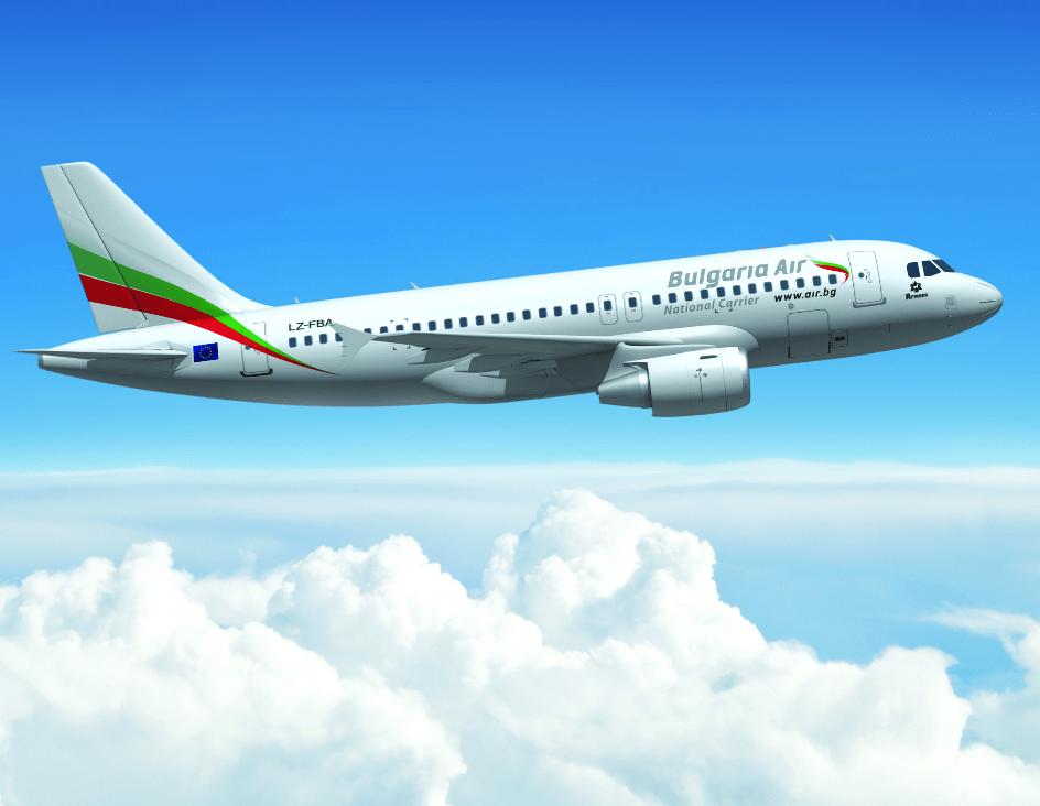 Прямые перелеты Bulgaria air из Москвы