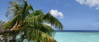 Отдых за границей на море