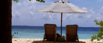 Отдых на море в 2021 году Мальдивы