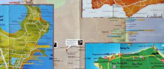 Все карты Самуи в одной статье