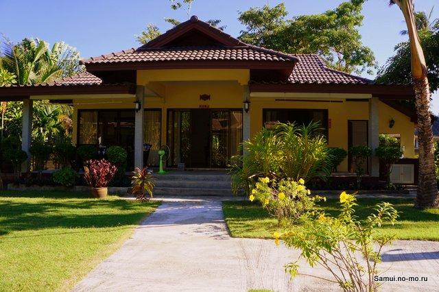 Аренда отелей и бунгало, как забронировать дом в Таиланде на острове Самуи