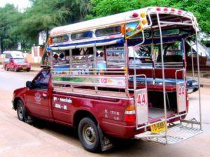 Аренда автомобиля на острове Самуи в Таиланде